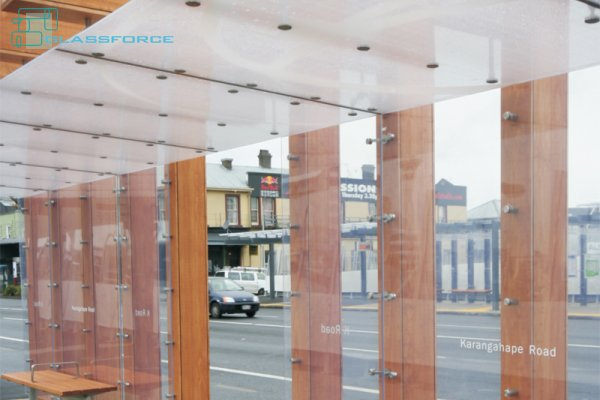 Structural Glass Canopy Systems : Structural systems glassforce frameless