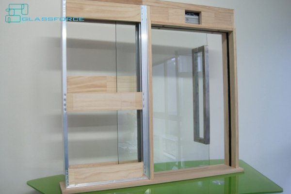 cavity sliding glass doors glassforce structural frameless glass